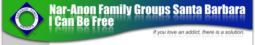 Nar-Anon Family Groups in Santa Barbara, California - [Link to Home Page]